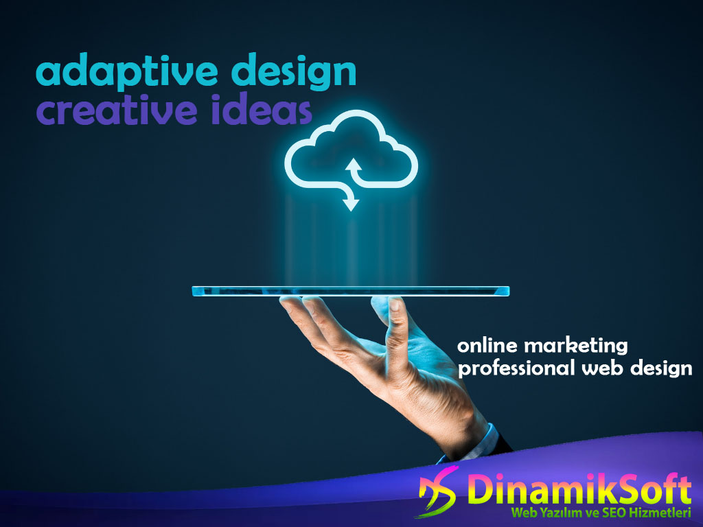 creative design, online marketing, web design